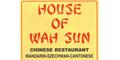 House of Wah Sun Menu