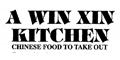 A Win Xin Kitchen and Sushi Menu