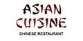 Asian Cuisine Chinese Restaurant Menu