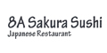 8A Sakura Sushi menu and coupons