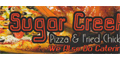 Sugar Creek Pizza & Fried Chicken menu and coupons