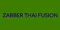 Zabber Thai Fusion Menu