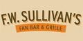 F.W. Sullivan's Fan Bar & Grille Menu