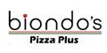 Biondo's Pizza Plus Menu