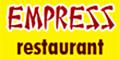 Empress Restaurant Menu