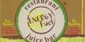 Energy Fuel Menu