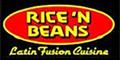 Rice N' Beans Menu