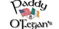 Paddy O'Fegans Menu