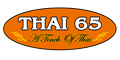 Thai 65 menu and coupons