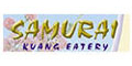 Samurai Japan Restaurant menu and coupons