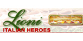 Lioni Italian Heroes menu and coupons