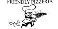 Friendly Gourmet Pizza Menu