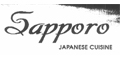 Sapporo Japanese Restaurant Menu