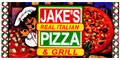Jake's Pizza Menu