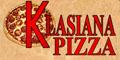 Klasiana Pizza (Grange Avenue) Menu