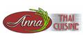Anna Thai Menu