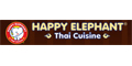 Happy Elephant Thai Cuisine Menu