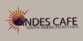 Andes Cafe Menu