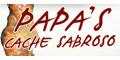 Papa's Cache Sabroso Menu