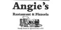 Angie's Pizza Menu