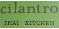 Cilantro Thai Kitchen Menu