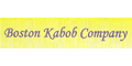 Boston Kabob menu and coupons