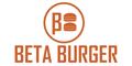 Beta Burger Menu