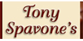 Tony Spavone's Ristorante menu and coupons