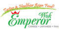 Emperor Wok & Sushi Lounge menu and coupons