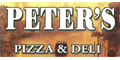 Peter's Pizza and Deli Menu