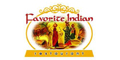 Favorite Indian Restaurant Menu
