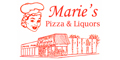 Marie's Pizza and Liquors menu and coupons