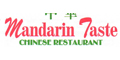 Mandarin Taste menu and coupons