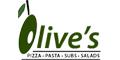 Olive's Pizza Menu