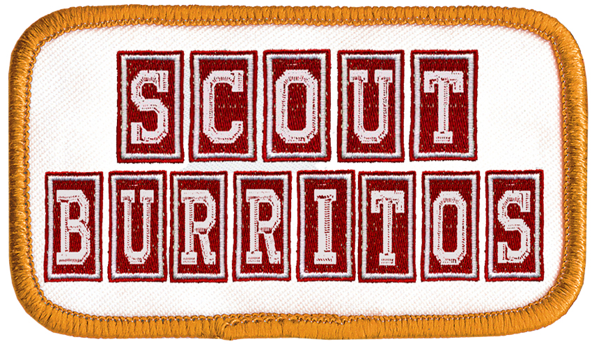 Scout Burritos menu and coupons
