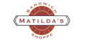 Matilda's Sandwich Shoppe menu and coupons