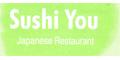 Sushi You Menu