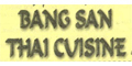 Bang San Thai Cuisine menu and coupons