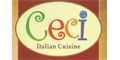 Ceci Italian Cuisine menu and coupons