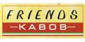 Friends Kabob Menu