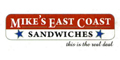 Mike's East Coast Sandwiches menu and coupons