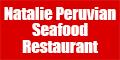 Natalie Peruvian Seafood Restaurant Menu