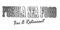 Puebla Seafood Menu