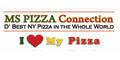 MS Pizza Connection menu and coupons