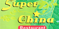 Super China Menu