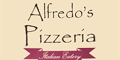 Alfredo's Pizza Menu