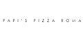 Papi's Pizza Roma Menu