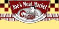 Joe's Meat Market Menu