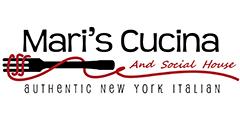 Mari's Cucina Menu