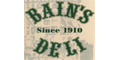Bain's Deli menu and coupons